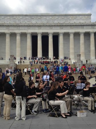 Lincoln Memorial  Picture Of Washington DC Tour Guide  Private Tours Wash
