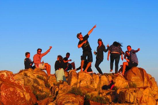 Plett Beachfront Accommodation: Freewalker Adventures visit Plett