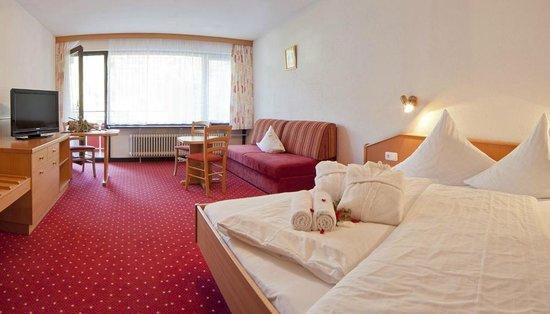 Aparthotel Kleinwalsertal: Ein Zimmer vom Typ 1