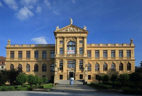 Prague City Museum: main bulding