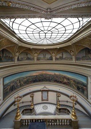 Prague City Museum: interior
