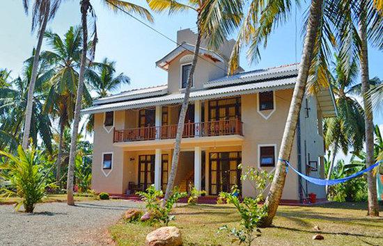 Peacock Villa