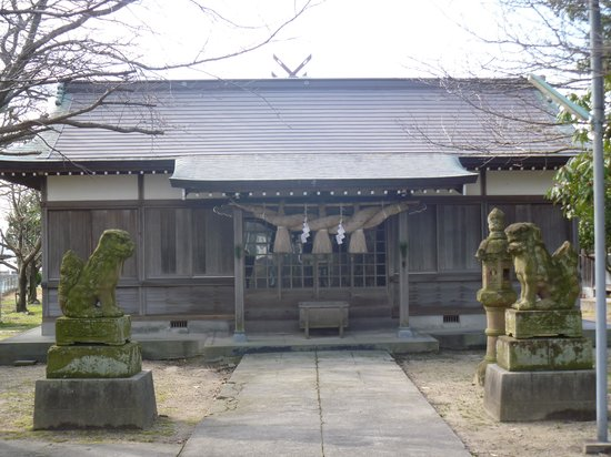 Nishinada Shrine