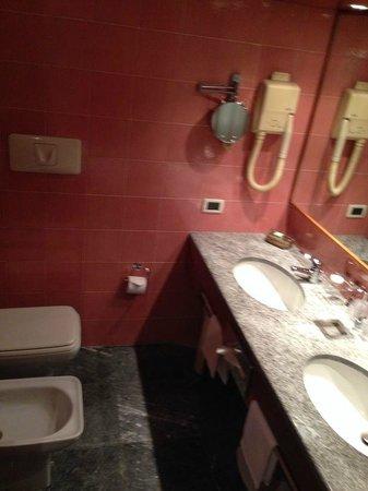 Michelangelo Hotel: bagno