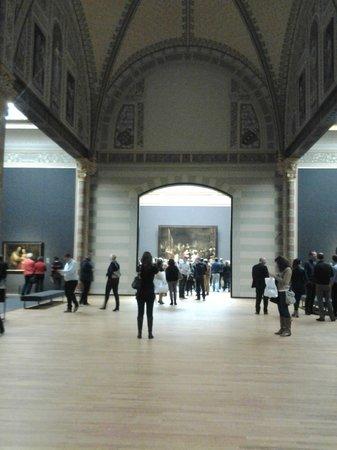 Rijksmuseum: panoramica