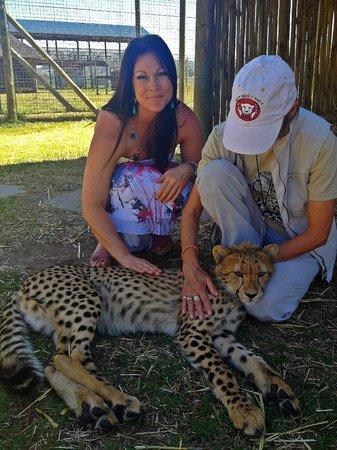 Skaris Touring: Cheetah Rehabilitation Center