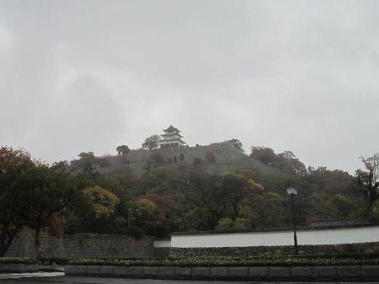 Marugame Castle: 丸亀城