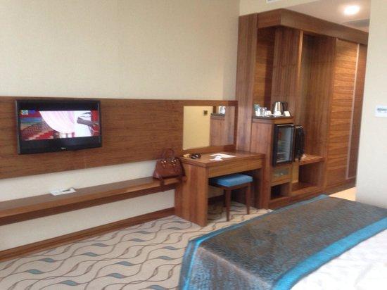 Margi Hotel : Delux room