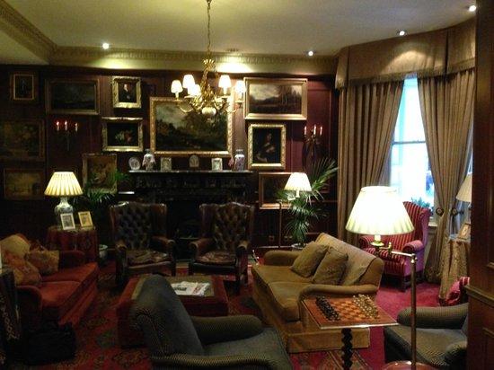The Gallery Hotel: Lobby 2014