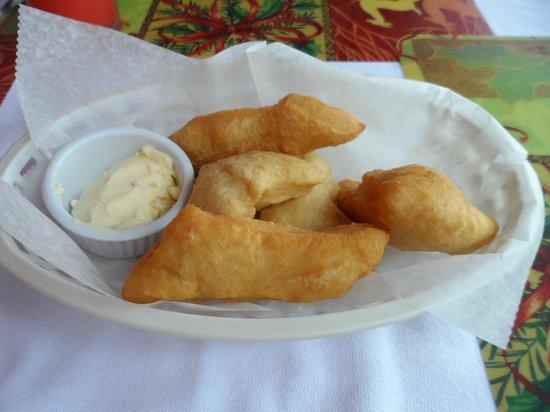 Kurt's Corner: Fried bread
