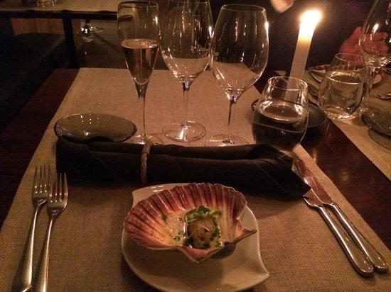 Somm Restaurant & Winebar: tartar