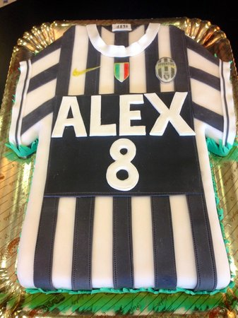 Cake Design Juventus Foto Le Delizie Longastrino Tripadvisor