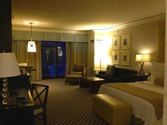 Caesars Palace: Amazing room no 3787!