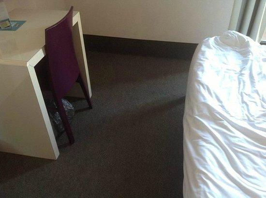 B&B Hotel Firenze Novoli : Moquette nuova e pulita