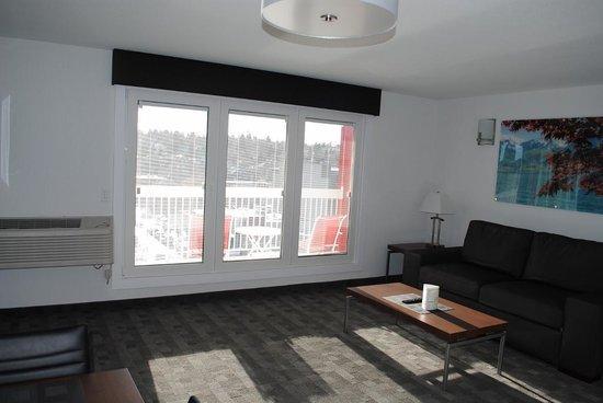 Hotel Elan: Living Space