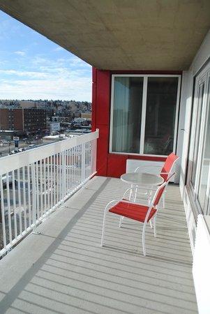Hotel Elan: Balcony
