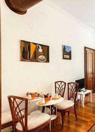 Dulcis In Fundo - Trastevere : breakfast