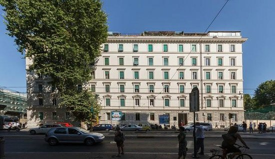 Dulcis In Fundo - Trastevere: il nostro palazzo