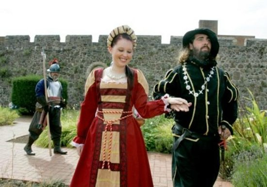 Loughside Bed and Breakfast: Walled Towns Day in Carrickfergus