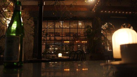 Taverna Tony: varanda
