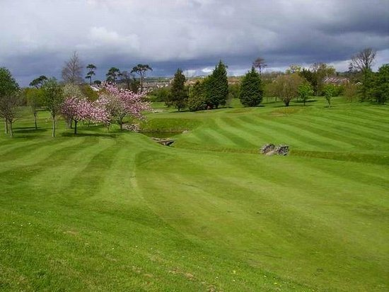 Loughside Bed and Breakfast: A nearby Golf Course