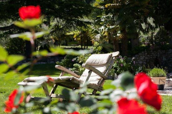 Maso Lizzone Agriturismo: Il giardino