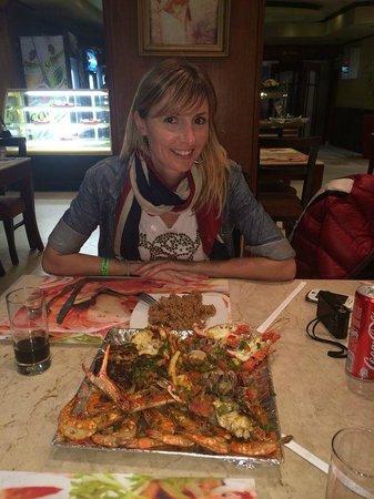 Fares Seafood - IL Mercato : grigliata mista - Fish mixed grill