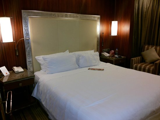 Bedroom Picture Of Itc Maurya New Delhi New Delhi Tripadvisor