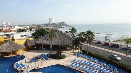 Holiday Inn Veracruz-Boca Del Rio: room view
