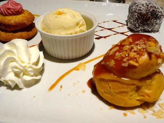 La Coulee Douce : Assiette gourmande (hors menu)