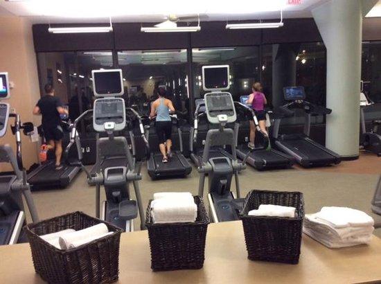 Boston Marriott Copley Place : Gym