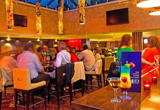 George's Bar & Kitchen: George Boutique Hotel, Limerick City