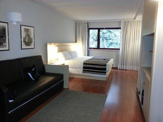 Holiday Inn Andorra : habitación doble