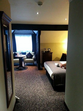Copthorne Hotel London Gatwick: Room 421