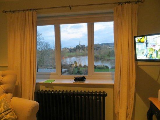 The Bridge House: Room 6 view
