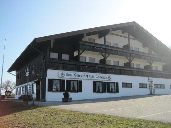 Seiserhof: O Hotel