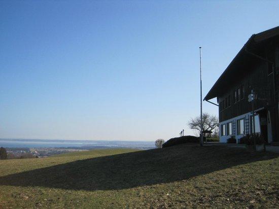 Seiserhof: A vista