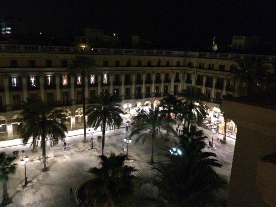 Hotel DO: Uitzicht vanuit kamer