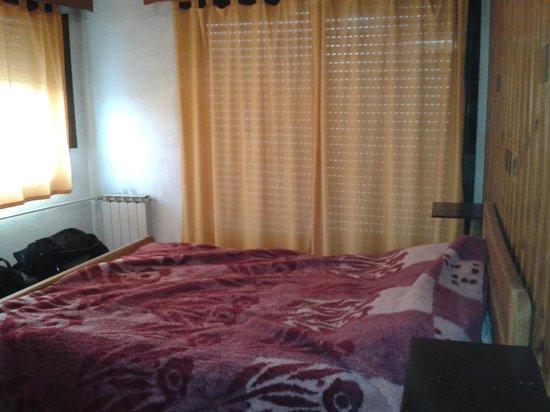 El Poncho Hostel: habitacion doble