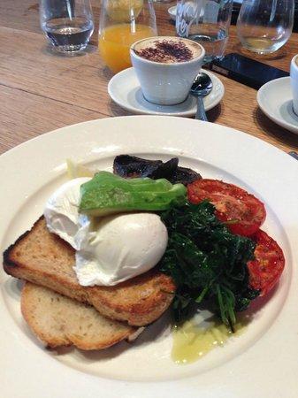 Art Series - The Olsen: На завтрак сервируют только органик
