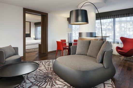 Sheraton Zurich Hotel : Executive Suite