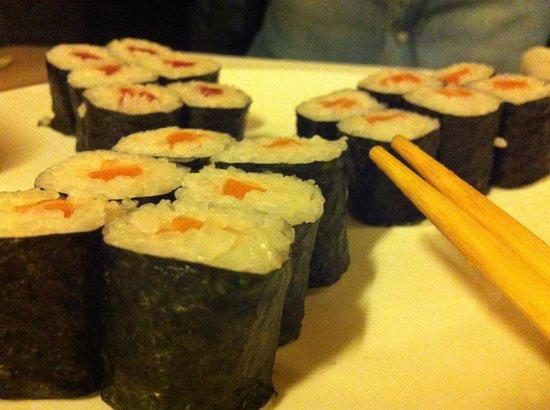 Hosomaki foto di sushi ume milano tripadvisor - Sushi porta ticinese ...