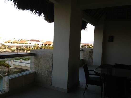 Hard Rock Hotel & Casino Punta Cana : Balcony