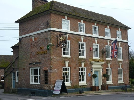 Chequers Inn: Lots of character