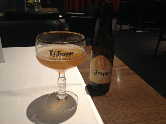 NH Waalwijk: Bonne bière
