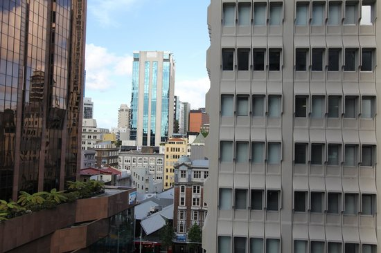 Ibis Budget Auckland Central: Nice view from balcony