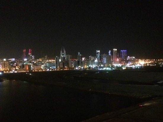 Marriott Executive Apartments Manama, Bahrain: View from One Balcony