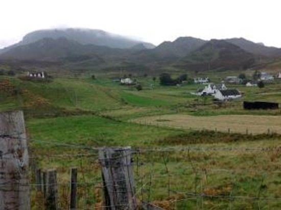 Wilmar Bed & Breakfast: northern peninsula, Skye