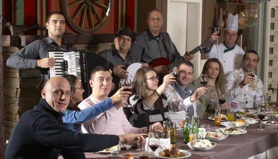 Pri Yafata: The musicians