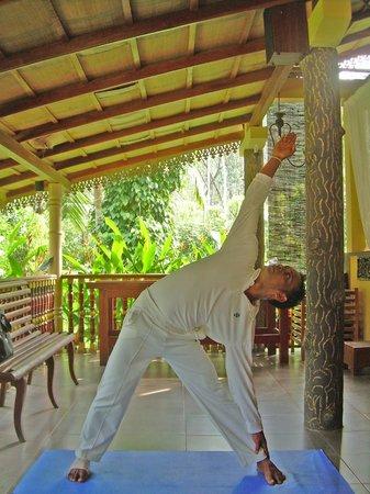 The Plantation Villa : Yoga Teacher